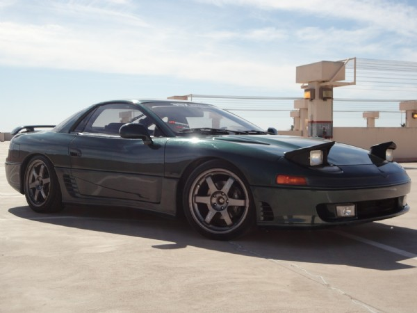 Photos | 1993 Mitsubishi 3000GT vr4 For Sale