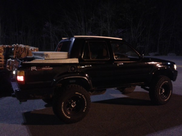 1995 Toyota 4Runner SR5 Lifted Chopped