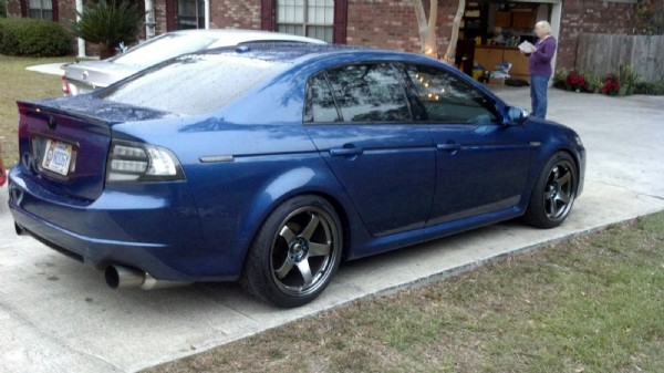 photos 2008 acura tl type s for sale