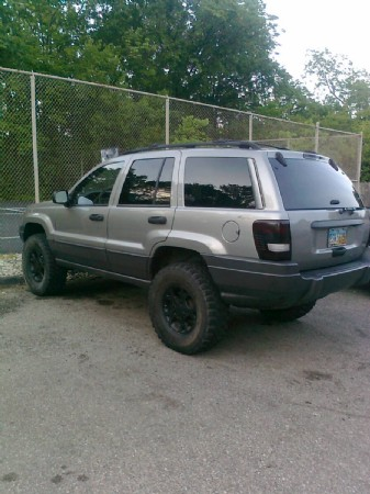 photos 2001 jeep grand cherokee laredo 4x4 lifted for sale. Cars Review. Best American Auto & Cars Review