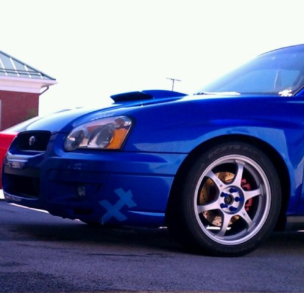 2004 Subaru Impreza WRX For Sale