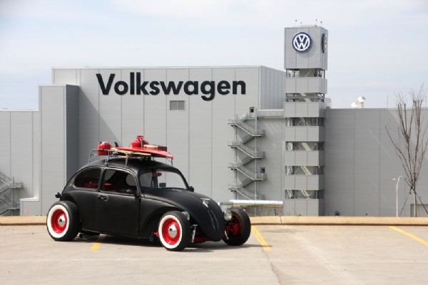 1966 Volkswagen Beetle Hot Rod / Rat Rod