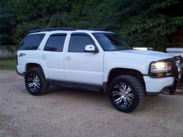 Photos  2004 Chevrolet Tahoe z71 For Sale