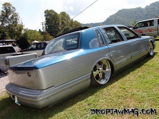 Lincoln Town Car For Sale Custom on 1997 Lincoln Town Car Lowrider
