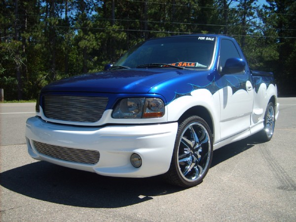 used ford lightning motor for autos weblog