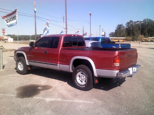1998 Dodge Dakota Club Cab Base