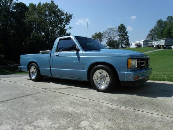 1985 Chevrolet S 10