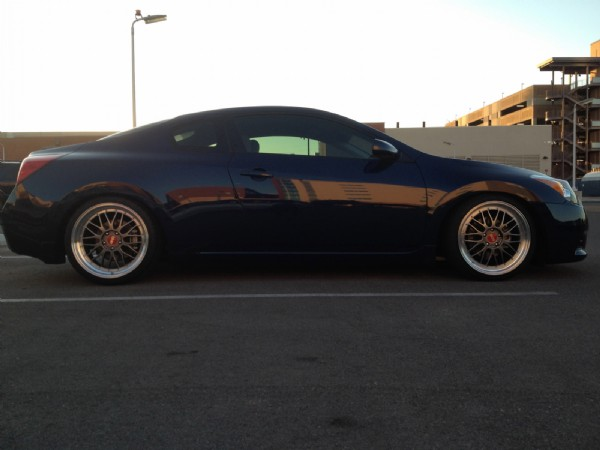 Nissan Altima Coupe Custom Parts