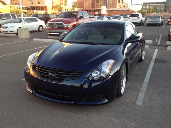 Photos  2010 Nissan Nissan Altima Coupe Altima Coupe 25S For Sale