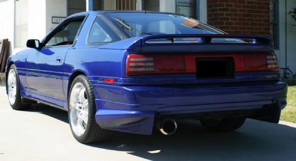 Photos | 1989 Toyota MKIII [Supra] Turbo Targa For Sale