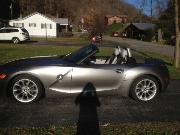 Photos 2003 Bmw Z4 For Sale