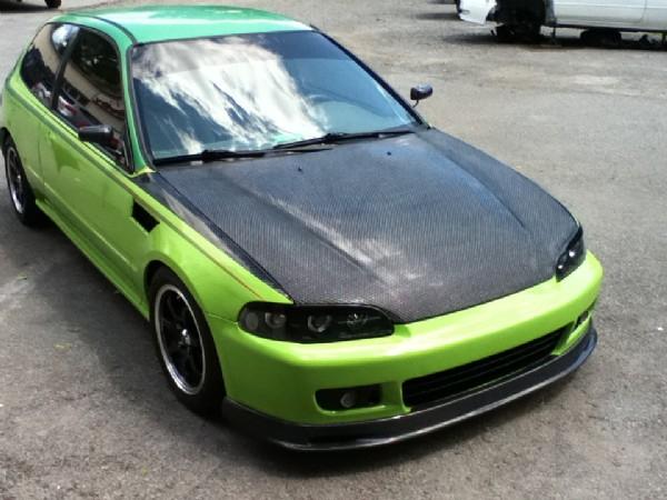 Photos  1992 Honda EG civic Civic Hatchback For Sale