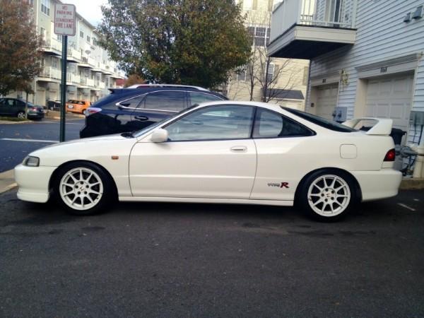 Worksheet. Photos  1996 Acura RHD TYPE R Integra TYPER For Sale
