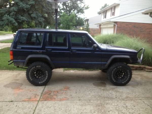 photos 1995 jeep cherokee 4x4 for sale. Black Bedroom Furniture Sets. Home Design Ideas