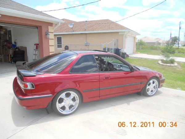 Photos | 1991 Acura Integra GS For Sale