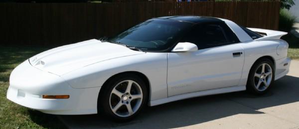 1996 Pontiac Trans AM [Firebird] Formula TA