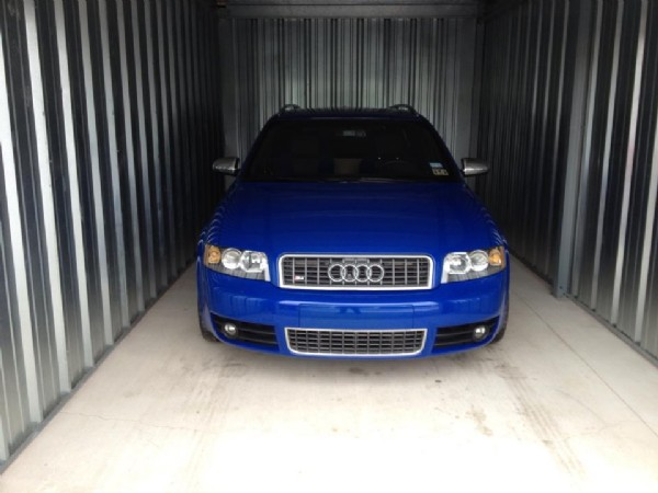2004 Audi Avant [S4] Avant