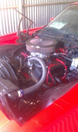 1973 Chevrolet Split bumper [Camaro] RS/Z28