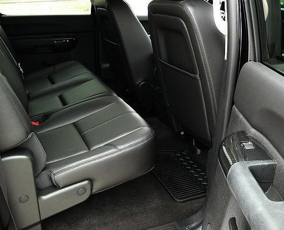 2013 Chevrolet Black Ops [Silverado] BLACK OPS 1500 LTZ