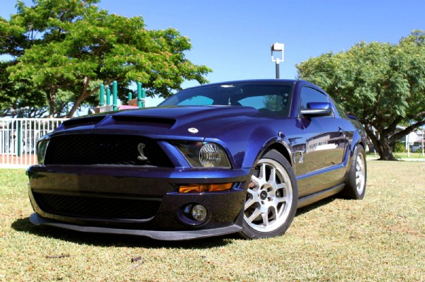 2007 shelby gt500 price