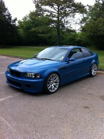 2001 BMW E46 M3 [M3]