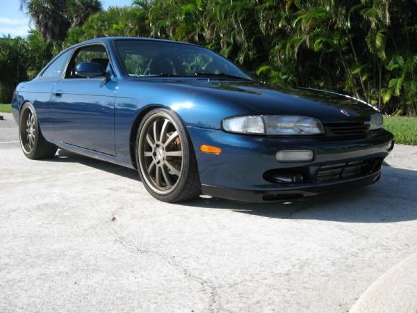 1995 Nissan Sylvia [240SX] SE