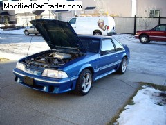 1990 Ford Mustang GT Cobra For Sale | Calgary