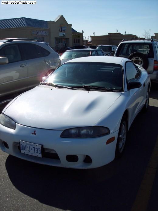 1997 Mitsubishi Eclipse Gs For Sale Brampton On