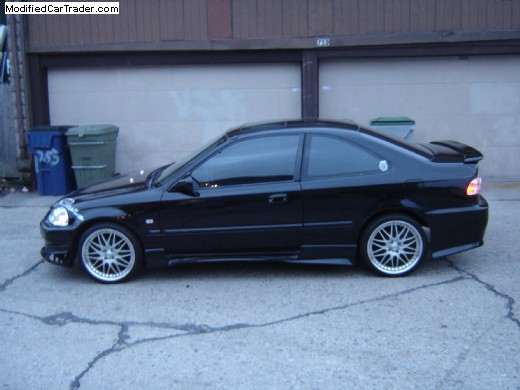1996 honda civic ex for sale milwaukee wisconsin. Black Bedroom Furniture Sets. Home Design Ideas
