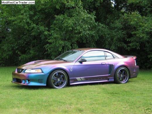 1999 Ford Mustang Saleen For Sale | Elmhurst Illinois
