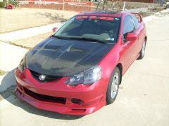 2002 acura rsx type s for sale lewisville texas. Black Bedroom Furniture Sets. Home Design Ideas