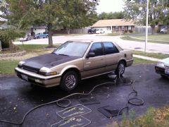 Acura Of Dayton >> 1988 Honda Accord LX For Sale | Dayton Ohio
