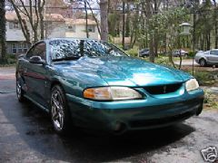 Northeast Acura on 1997 Ford Svt Mustang Cobra For Sale   Doylestown Pennsylvania