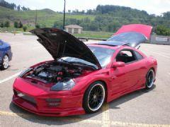 2000 Mitsubishi Eclipse Gt For Sale Athens Ohio