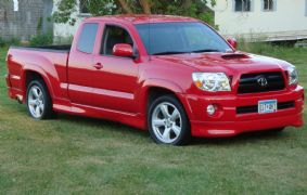 2006 toyota x runner tacoma x runner for sale isle minnesota. Black Bedroom Furniture Sets. Home Design Ideas