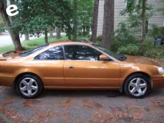 2001 acura cl 3 2 type s for sale bon air virginia. Black Bedroom Furniture Sets. Home Design Ideas