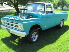 Northeast Acura on 1962 Ford Gasser  F100  Unibody For Sale   Kingsport Tennessee