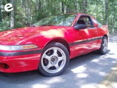 1990 mitsubishi dsm eclipse gst for sale tracy city tennessee. Black Bedroom Furniture Sets. Home Design Ideas