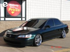 Northeast Acura on 1998 Honda Accord For Sale   Tulsa Oklahoma