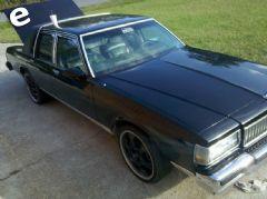 1989 chevrolet caprice classic for sale charleston south carolina. Black Bedroom Furniture Sets. Home Design Ideas