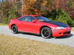Honda Of Roanoke Rapids >> 1995 Mitsubishi Eclipse gst For Sale | Roanoke Rapids ...
