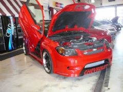 Chevrolet Ss Recaro Edition Cobalt Ss Supercharged For Sale Custom