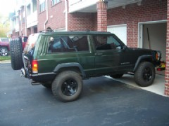 1997 Jeep Cherokee XJ For Sale | Alpharetta Georgia