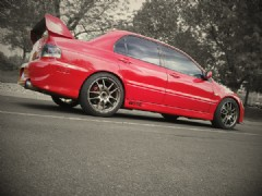 2003 mitsubishi lancer evo for sale denver colorado. Black Bedroom Furniture Sets. Home Design Ideas