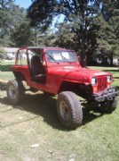 1994 jeep wrangler rock crawler for sale birmingham alabama. Black Bedroom Furniture Sets. Home Design Ideas