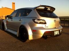 2007 Mazda Mazdaspeed3 Widebody For Sale West Richland