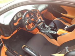 1997 mitsubishi fwd turbo custom eclipse gst for sale chicago illinois. Black Bedroom Furniture Sets. Home Design Ideas