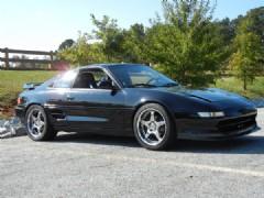 1991 toyota mr2 turbo sw20 for sale atlanta georgia for Toyota motor credit corporation atlanta