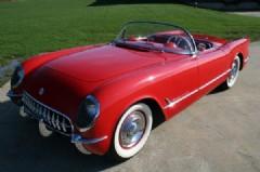 1954 chevrolet corvette for sale salt lake city utah. Black Bedroom Furniture Sets. Home Design Ideas