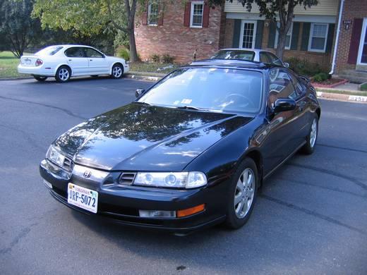 1992 Honda Prelude Jdm F22b For Sale